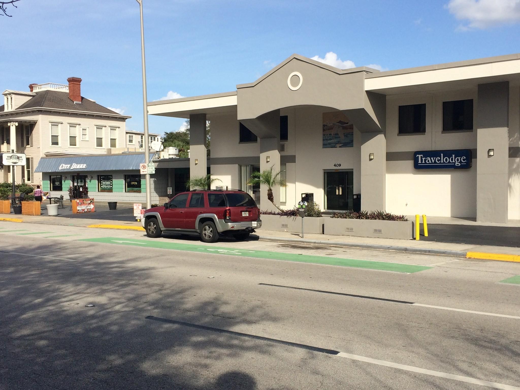 Downtown Orlando Hotels Orange Ave