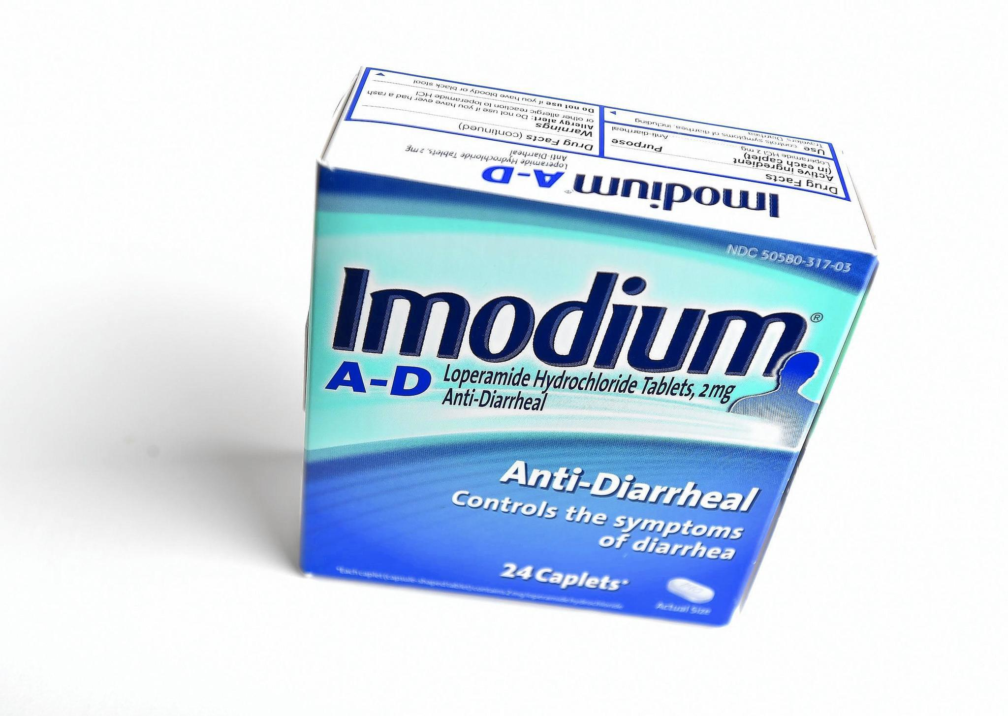 Fabulous Fda Should Not Change Imodium Packaging The Morning Call Cjindustries Chair Design For Home Cjindustriesco