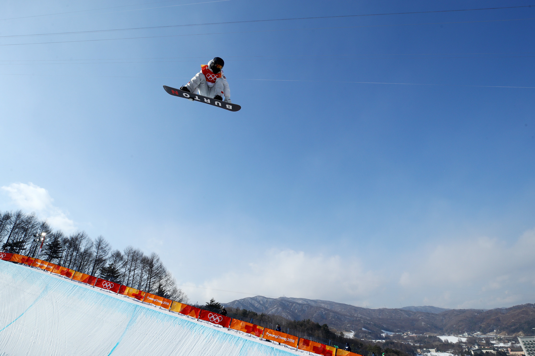 Shaun White gives his all in intense halfpipe qualifying ...