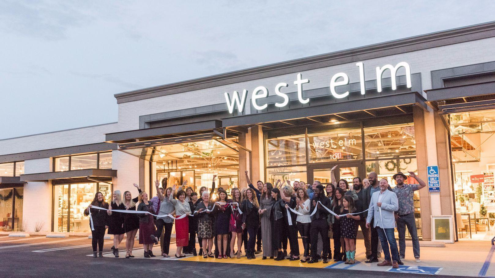 West Elm Finds New Home In Cedros Design District