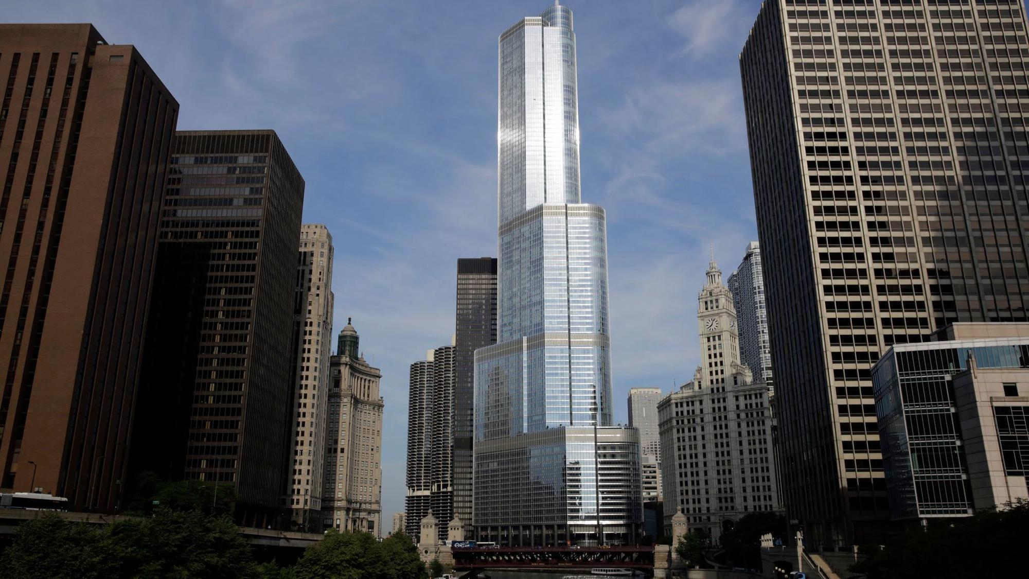 88th Floor Trump Tower Unit Once Rented By Steve Harvey