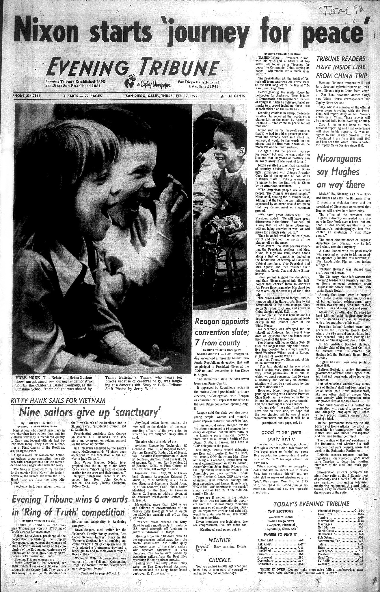February 17, 1972