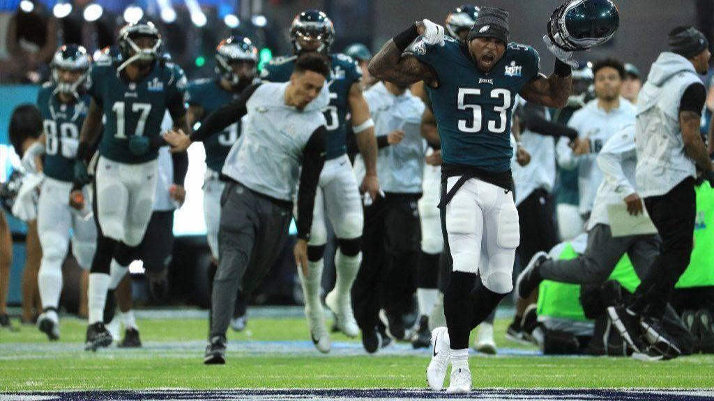 Why re-signing Nigel Bradham needs to be top priority for Eagles - The  Morning Call 639770ce0