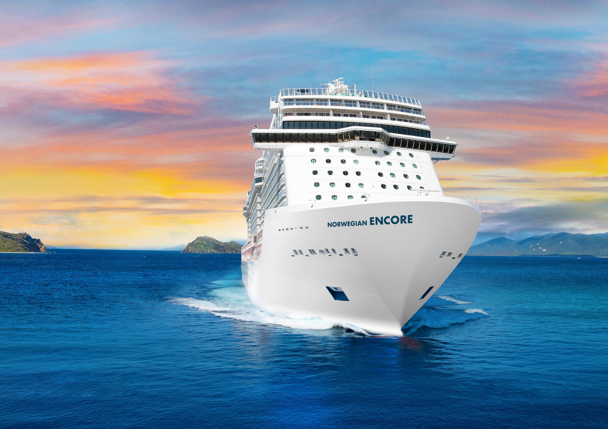 Norwegian Encore cruise ship to call Miami home - Orlando ...