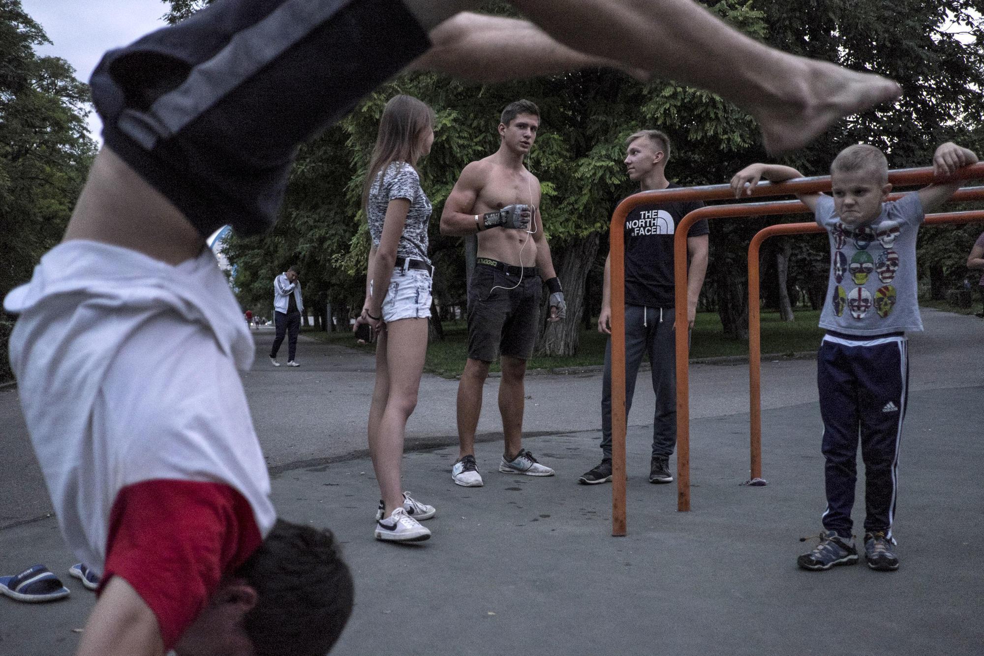 Russian millennials