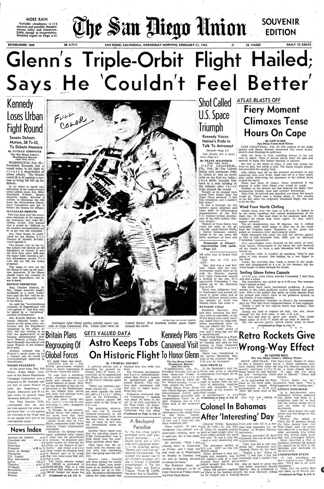 February 21, 1962