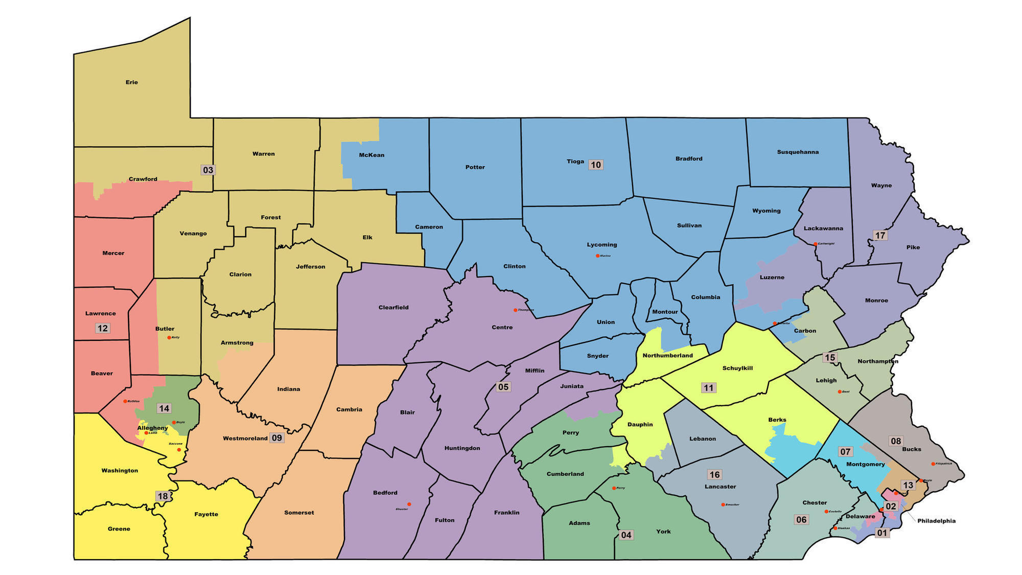 Pick your congressional map pennsylvania democrats gop activists send proposals to state supreme court the morning call