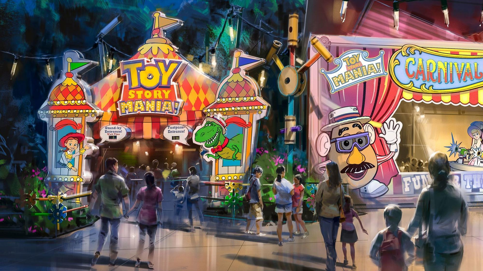 Disney to open Toy Story Land in Orlando on June 30 at Hollywood Studios park