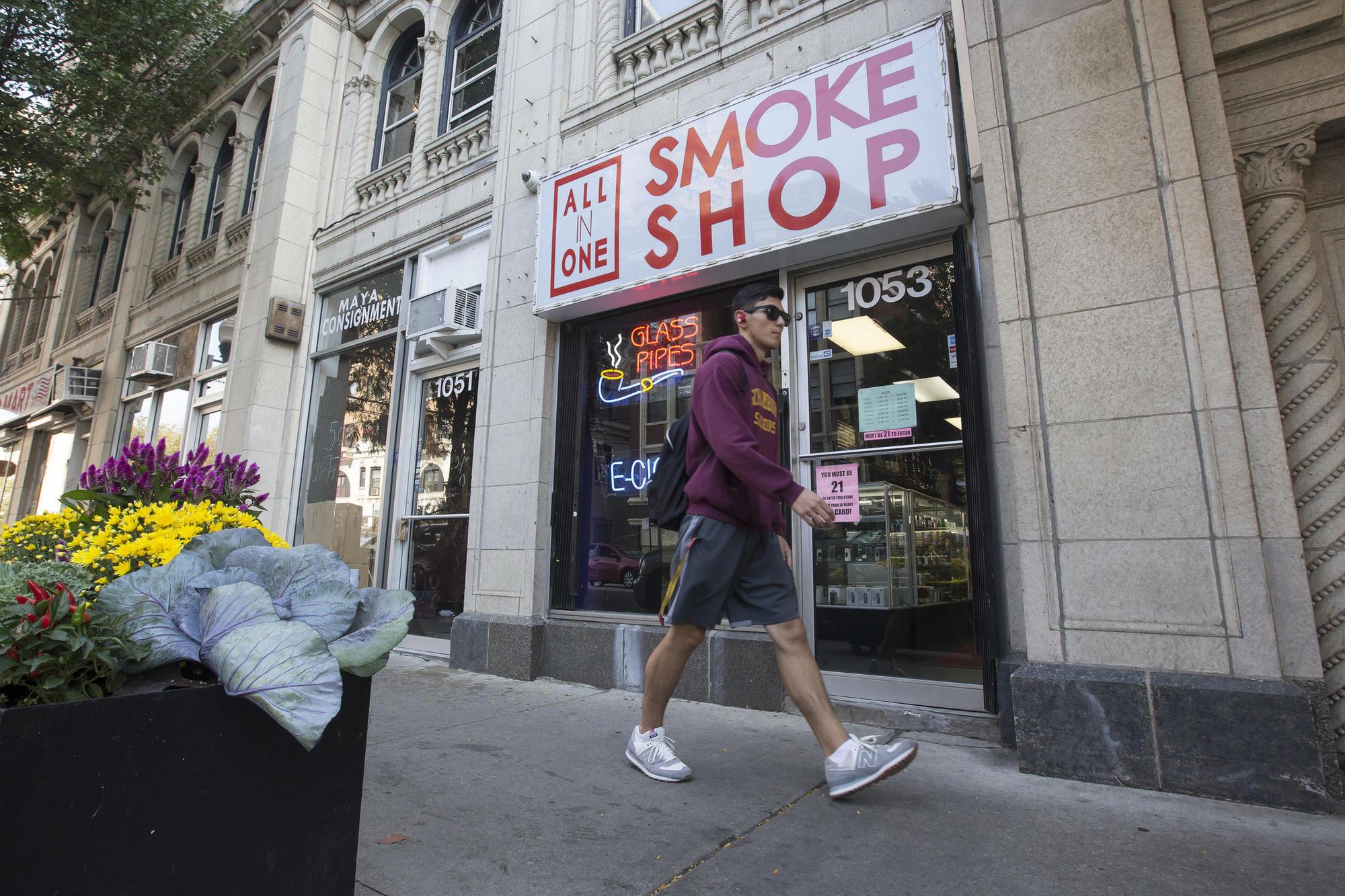 Tobacco at 21 - Baltimore Sun
