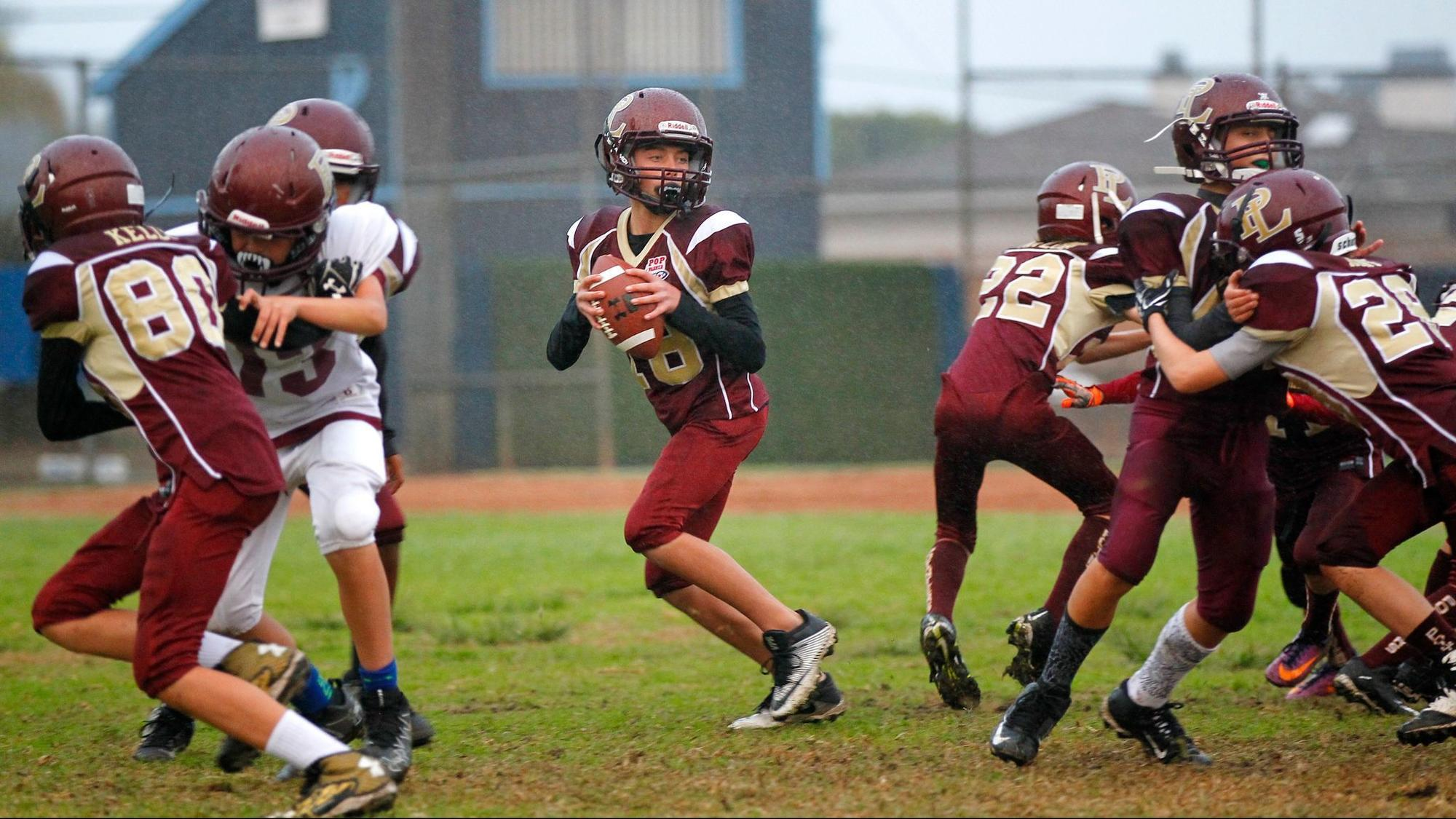 Watch Should You Let Your Kid Play Football Here's The Truth About Concussions video