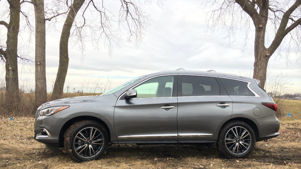 Fancy 2018 Infiniti Qx60 Is Overdue For A Redesign