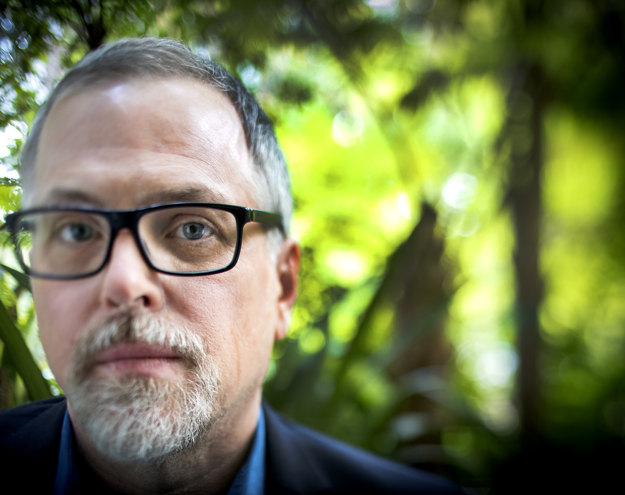 Author Jeff Vandermeer