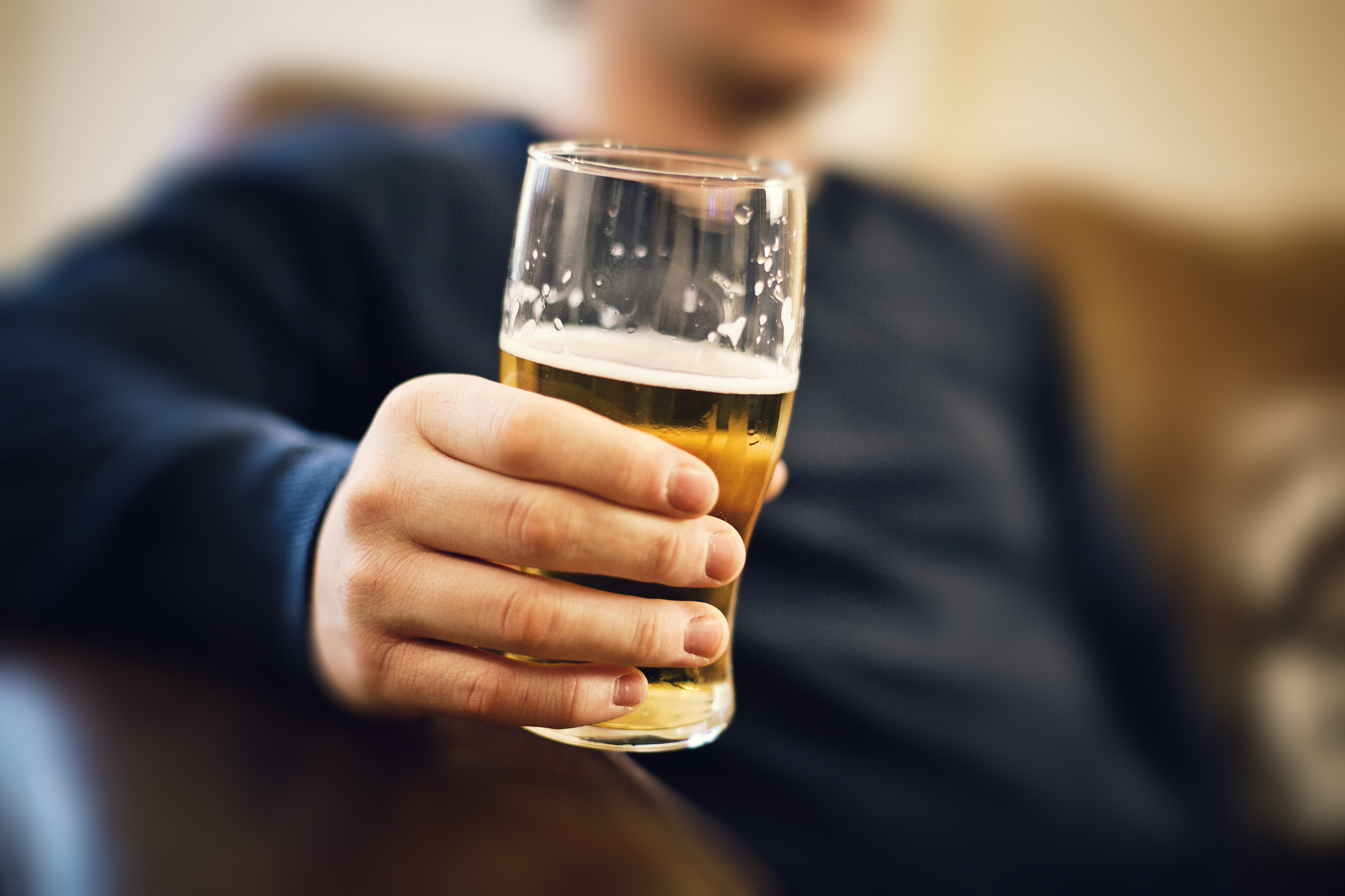Drinking alcohol more important than exercise for living past 90, study says