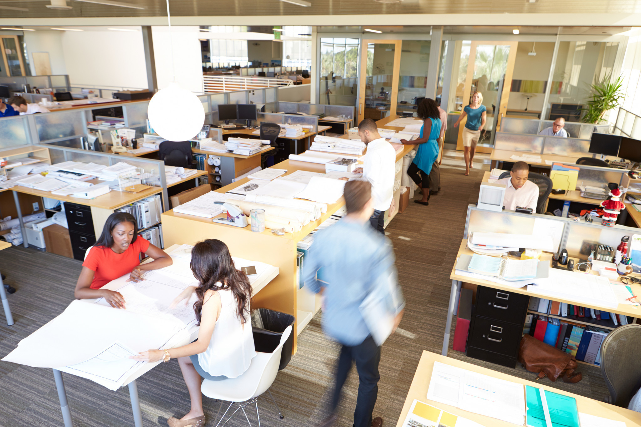 The open office plan is a disaster chicago tribune