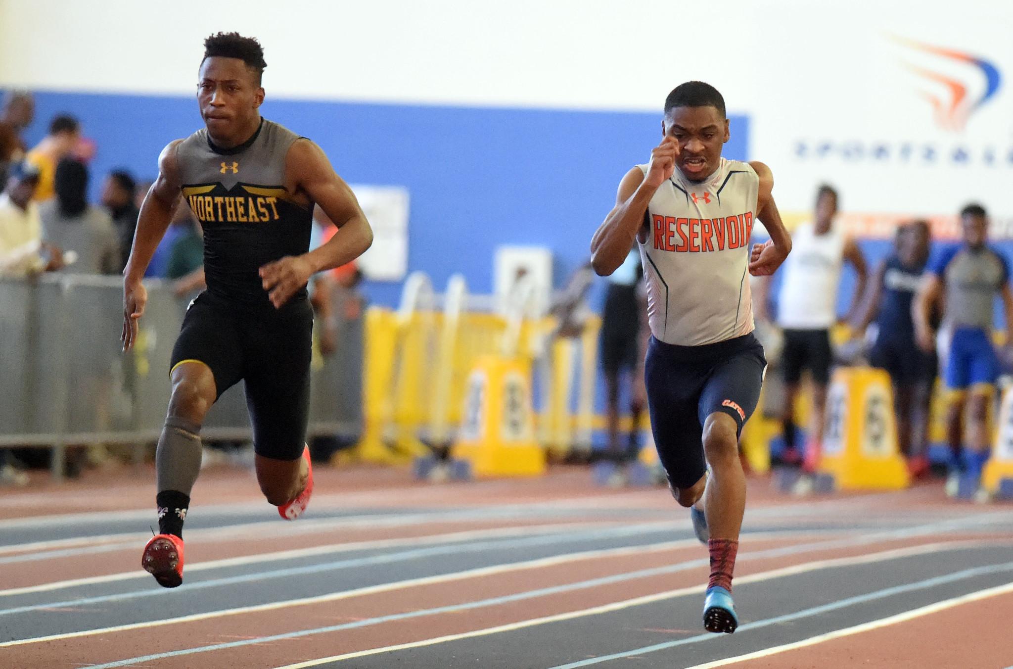 indoor track state meet