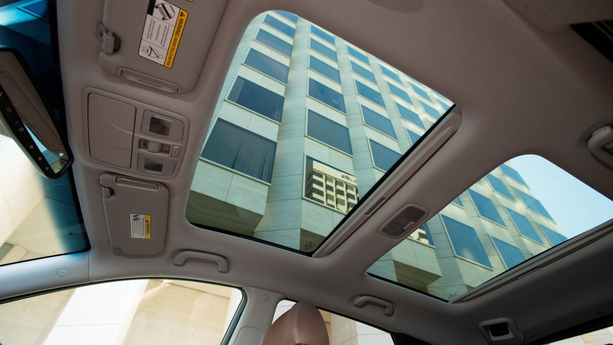 Sunroofs And Safety Reports Of Shattering Glass On The