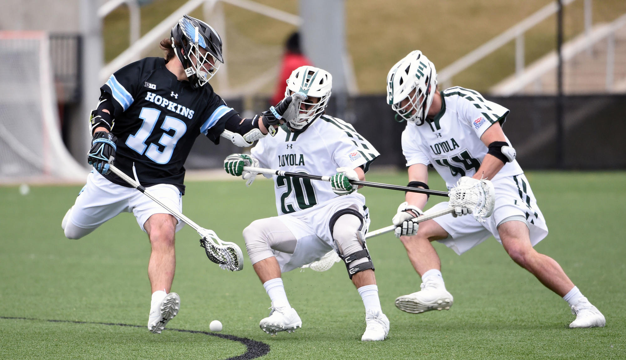 Men's lacrosse notes: Johns Hopkins emphasizing limiting ...