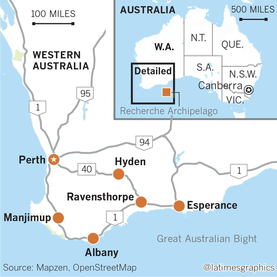 Australia Map Road Trip.Coastal Road Trip In Western Australia Is A Long Held Dream Finally
