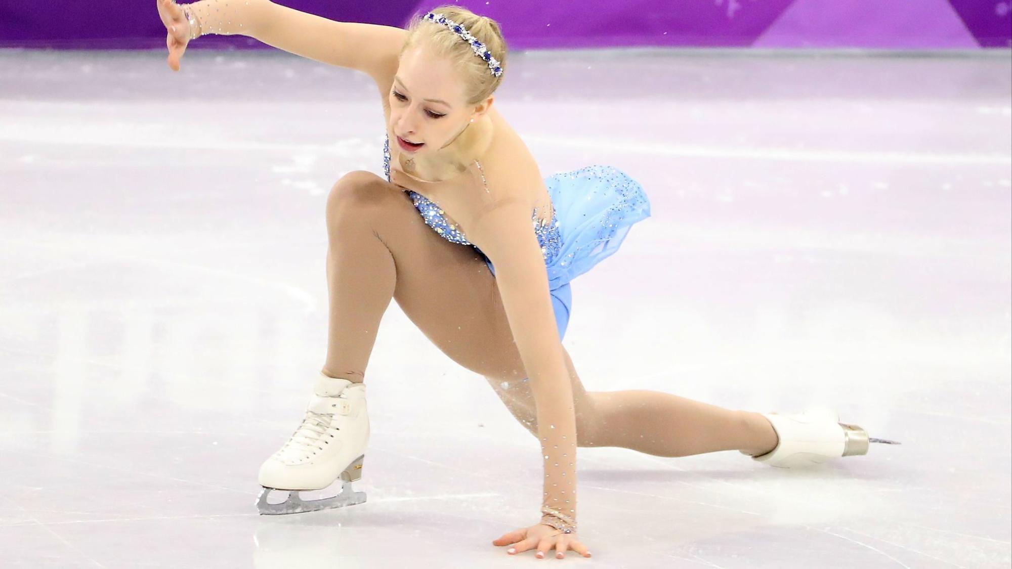 Unforgettable U S Olympic Female Figure Skaters: Dismal Showing For U.S. Female Figure Skaters
