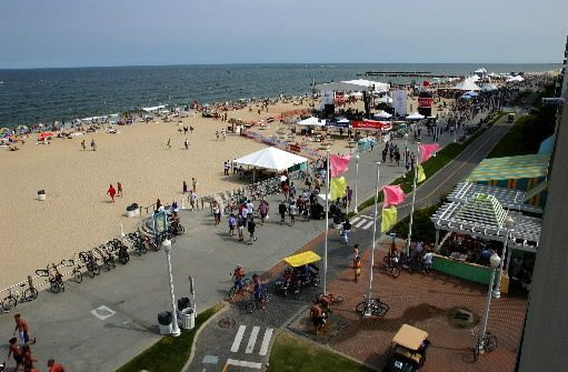 Free Parking At Virginia Beach Oceanfront To Help Businesses Daily Press