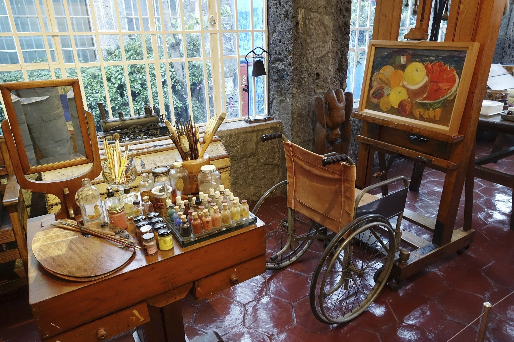 On The Frida Kahlo And Diego Rivera Art Trail In Mexico