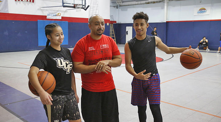Julian And Jaden Newman Talk About NBA, WNBA Dreams And