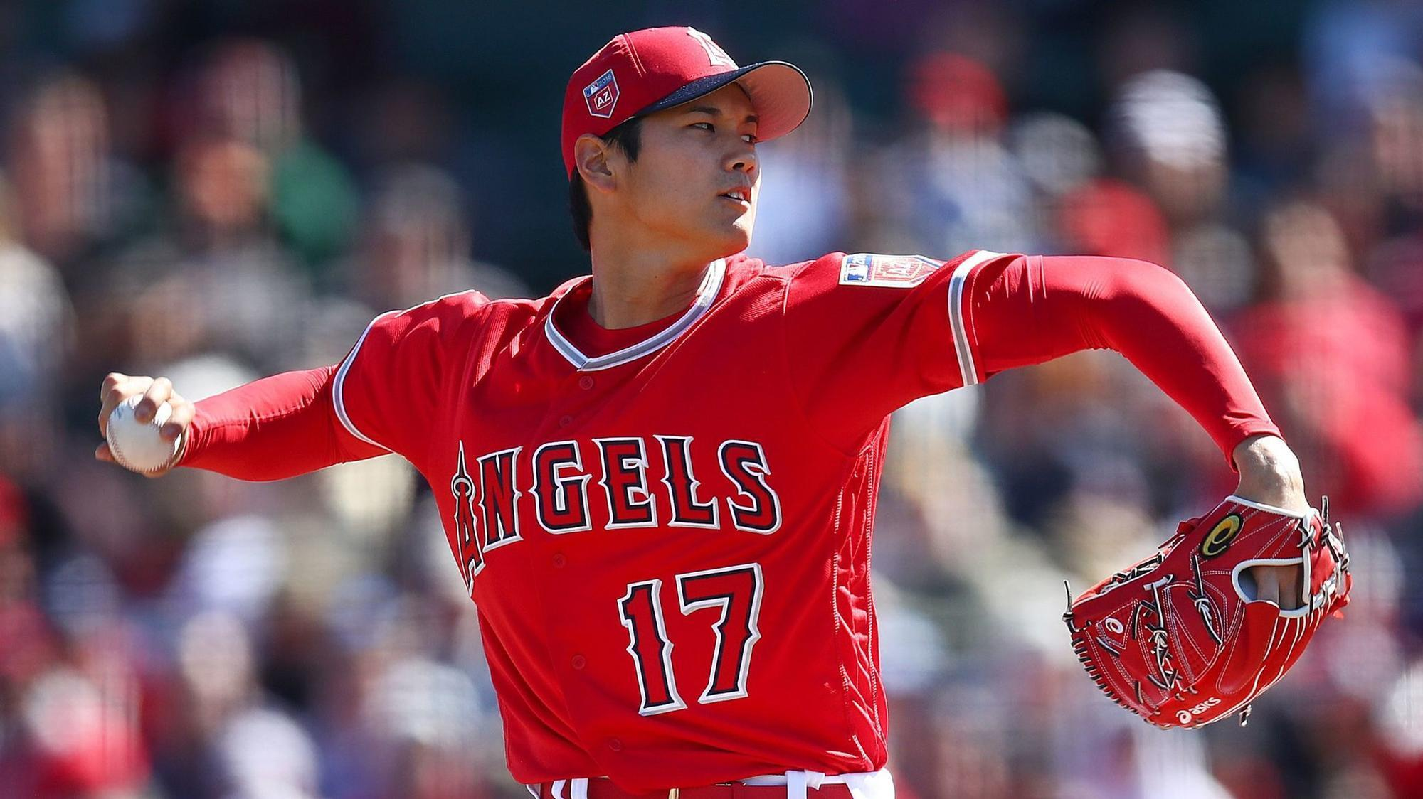 Shohei Ohtani has mixed results in first pitching start ...