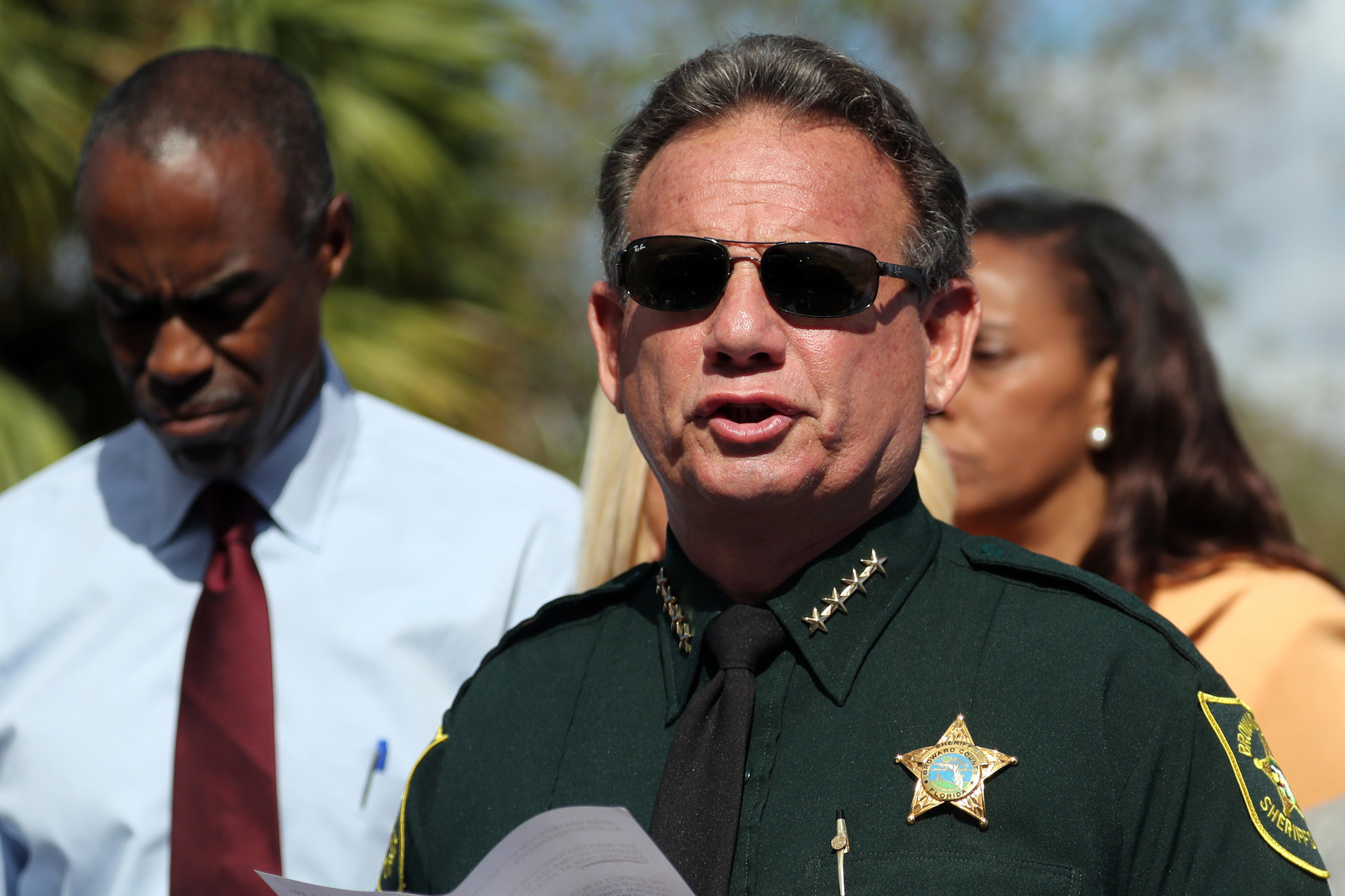 Florida lawmakers call for suspension of Broward sheriff ...