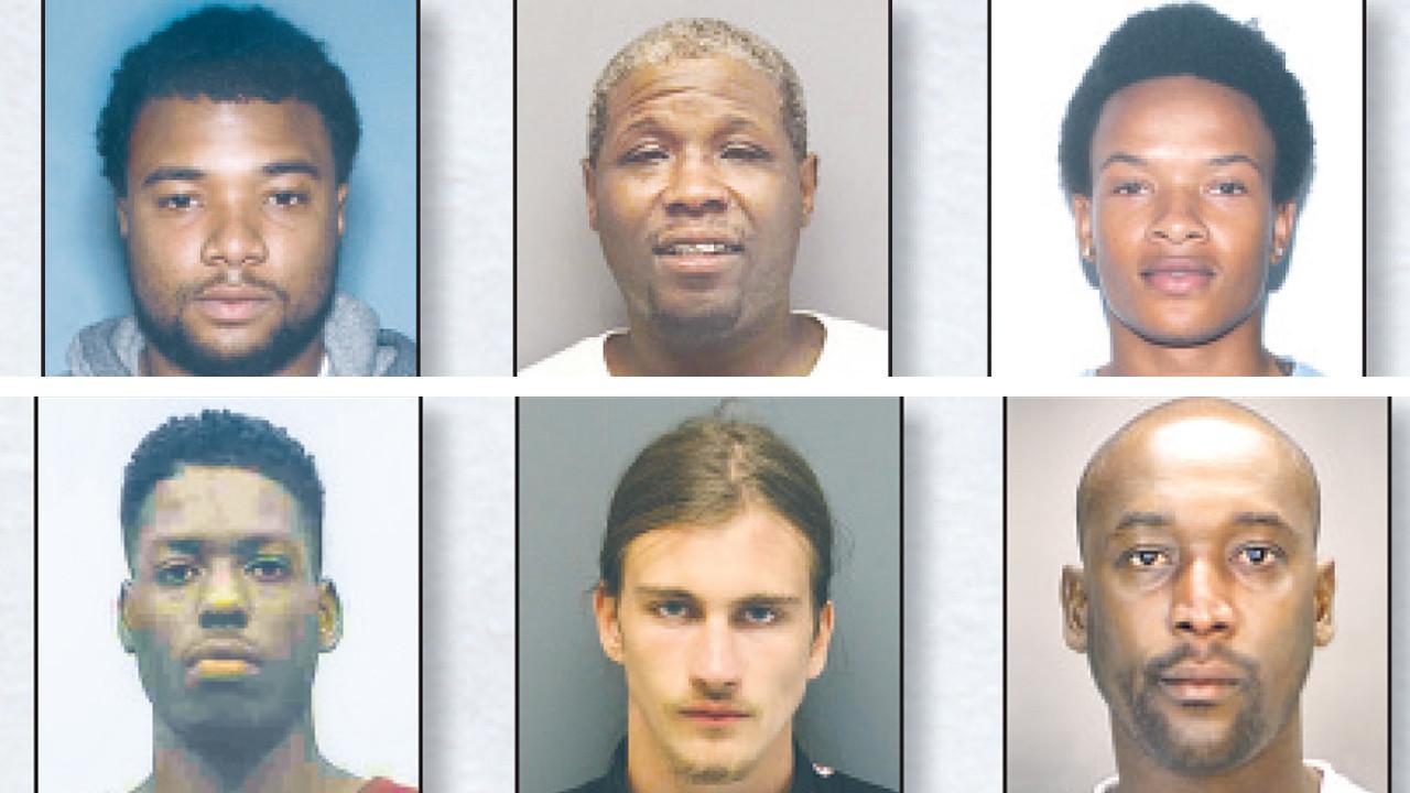 Newport News and Hampton 'Most Wanted' - Daily Press