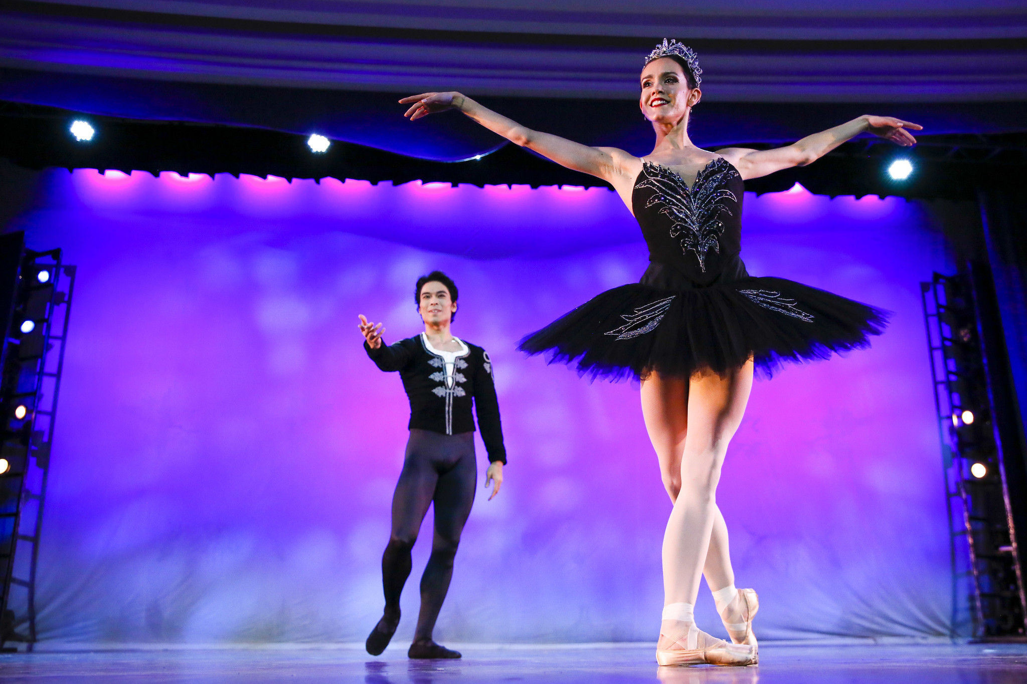 2018 Los Angeles Ballet Gala, Beverly Hills, America - 24 Feb 2018