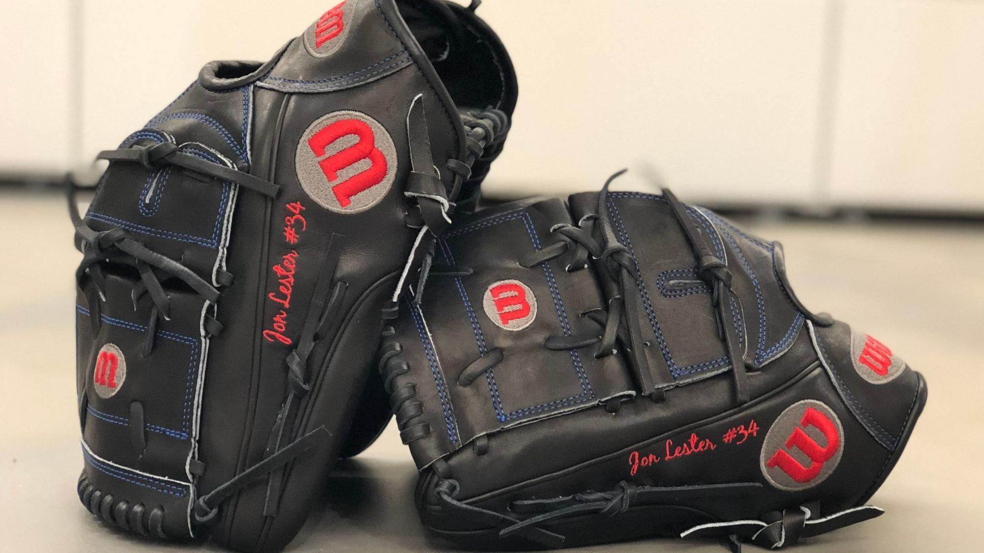 Jon Lester To Receive Special Game Model Glove From