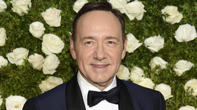 Kevin Spacey Foundation in UK 'no longer viable,' shuts down