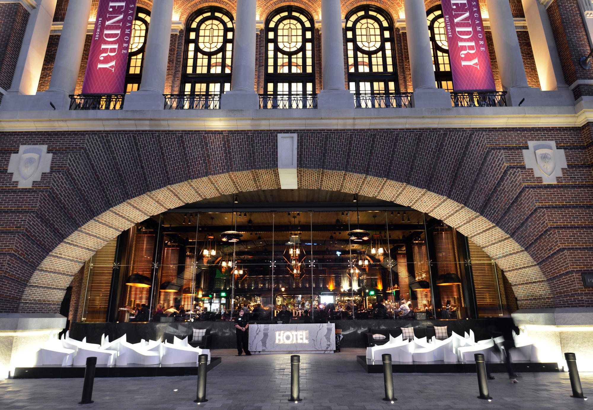 Baltimore S Sagamore Pendry Makes Travel Leisure List Of Best New Hotels In World Sun