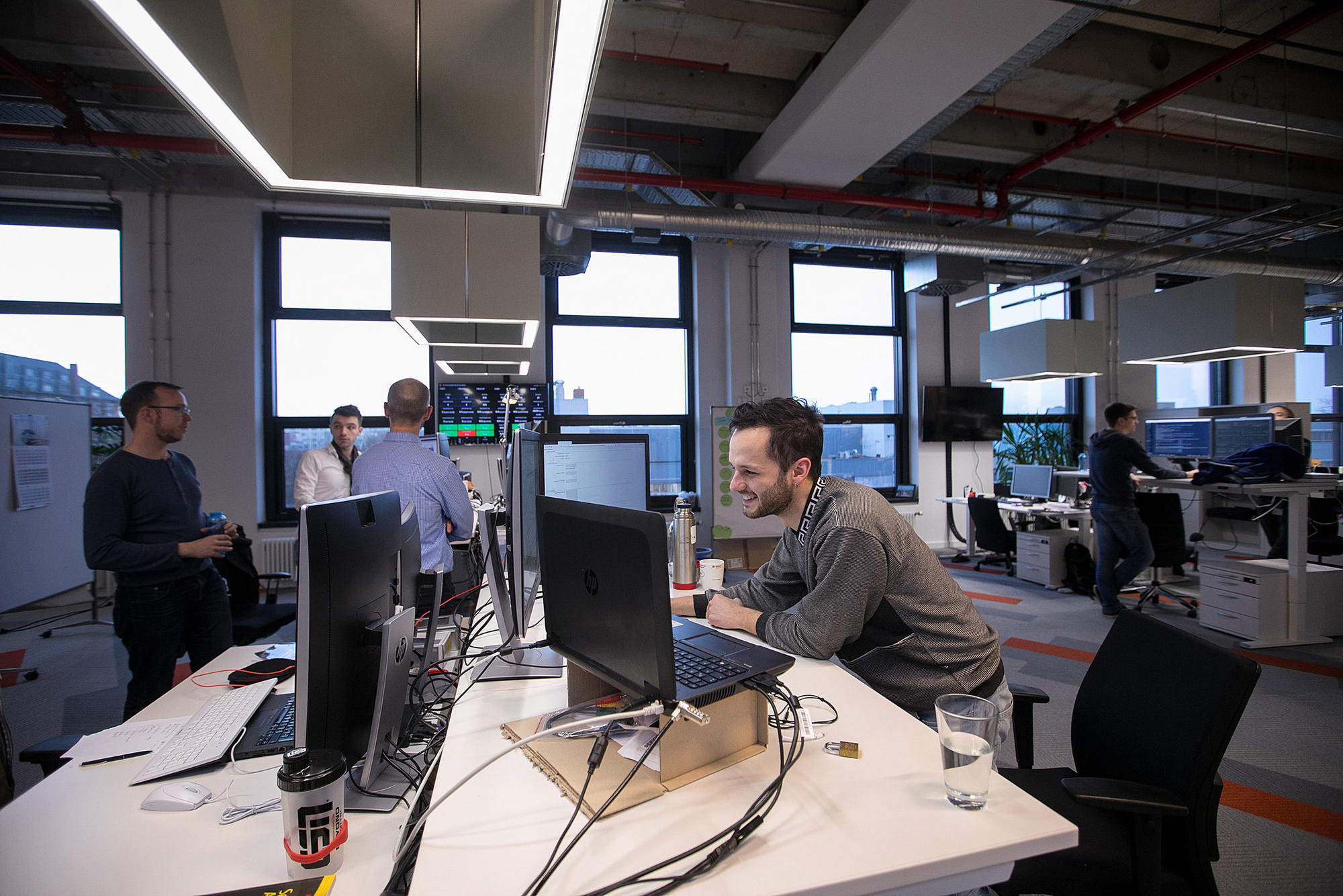 Standing Desks Could Be Harmful To Your Productivity And