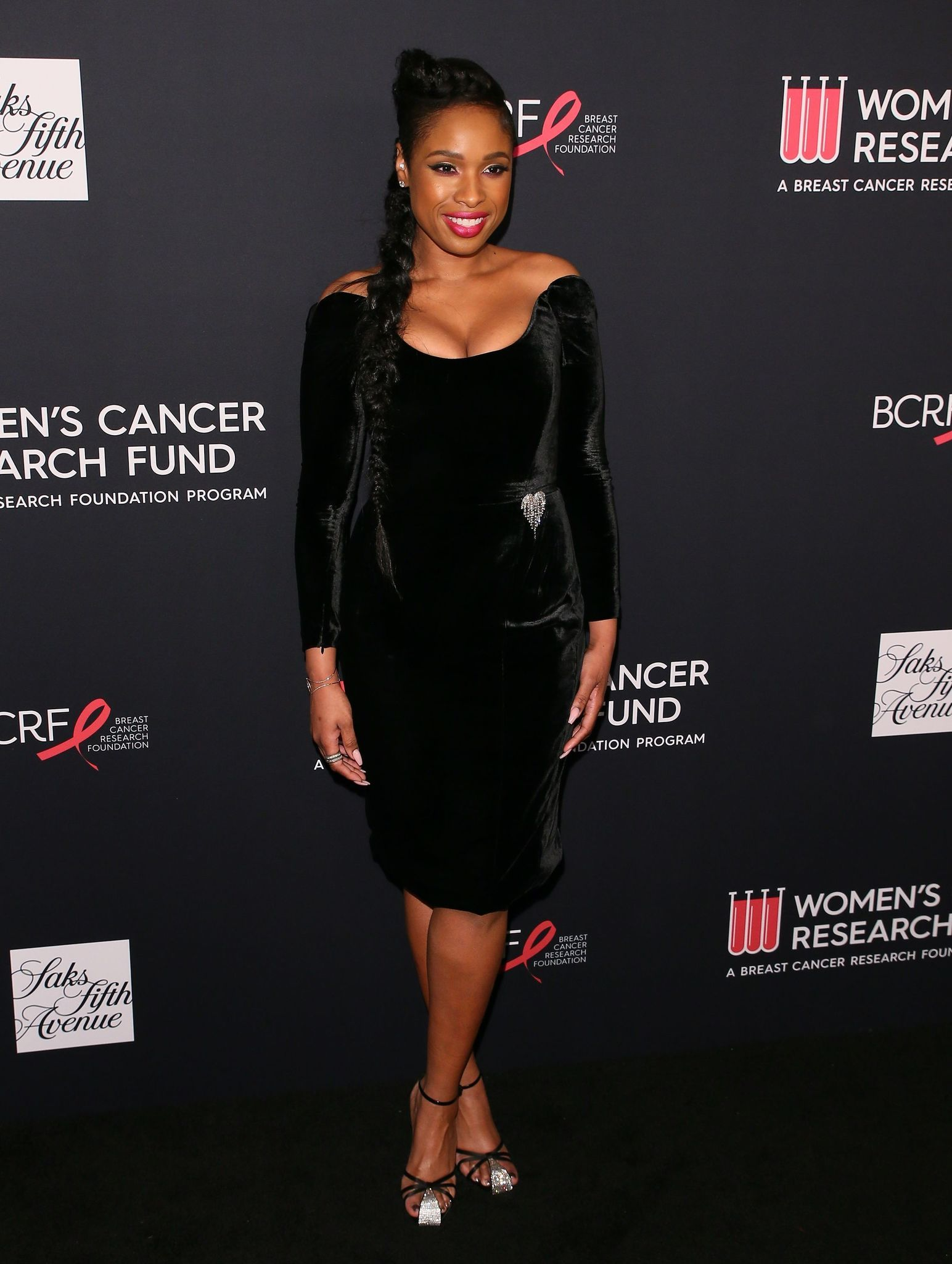 ENTERTAINMENT-US-FUNDRAISER-RESEARCH-HEALTH-WOMEN