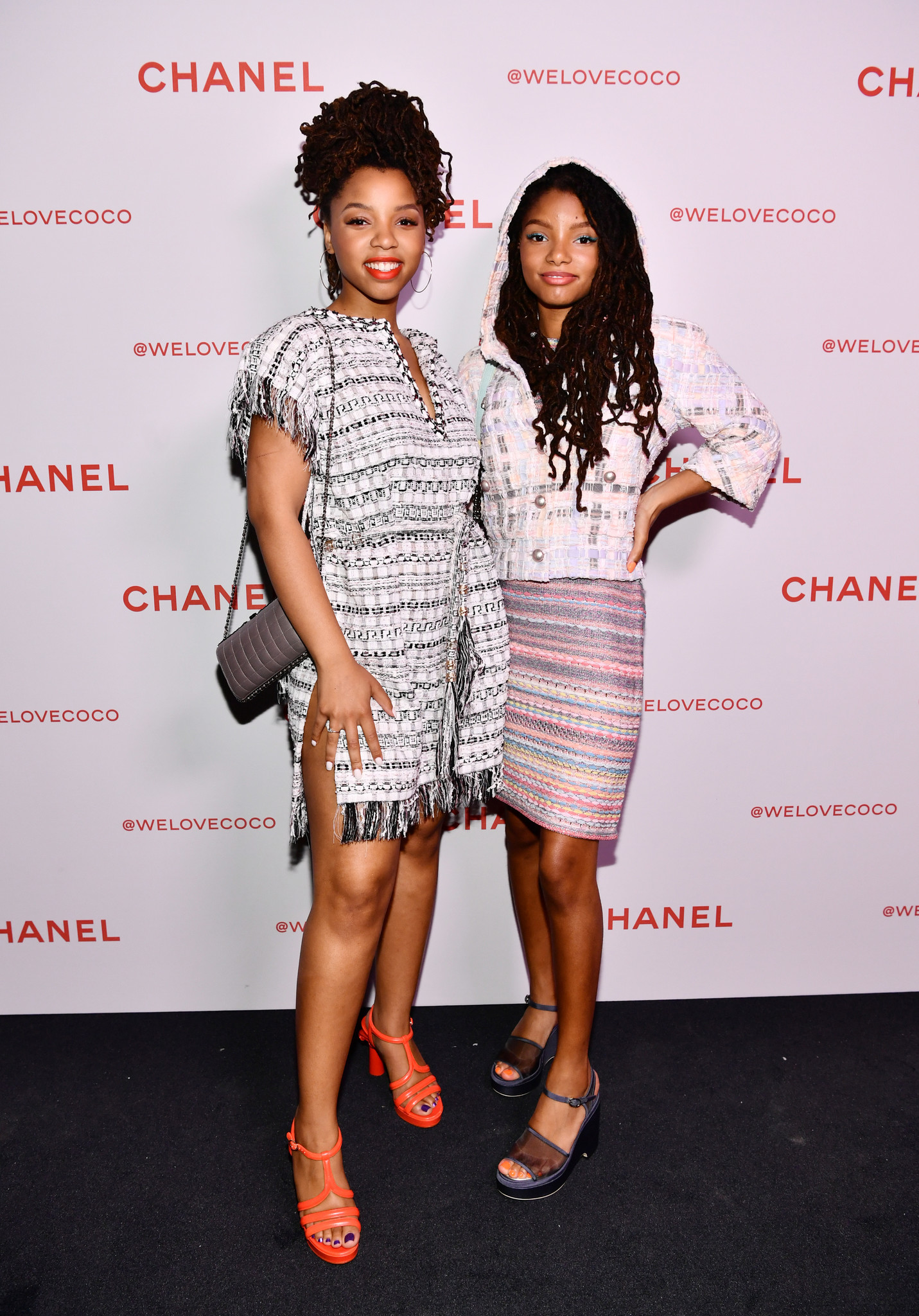 Chanel Party to Celebrate the Chanel Beauty House and @WELOVECOCO