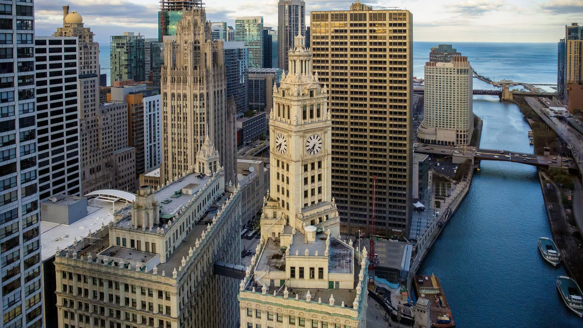 Iconic Wrigley Building Expected To Go Up For Sale  Could
