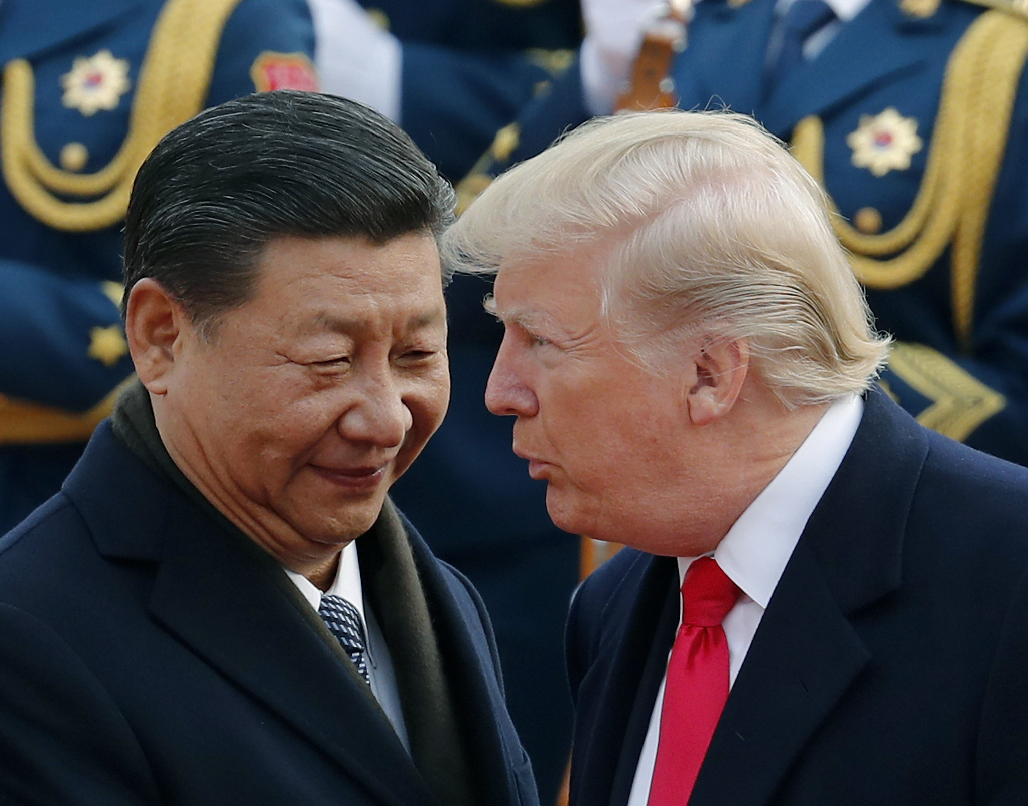 Trump on Xi's historic power grab in China: 'Maybe we'll ...