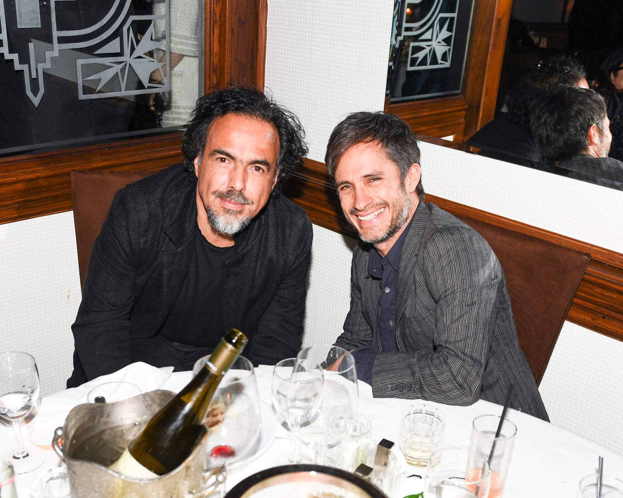 CHARLES FINCH AND CHANEL PRE-OSCAR AWARDS DINNER :  AT MADEO IN BEVERLY HILLS