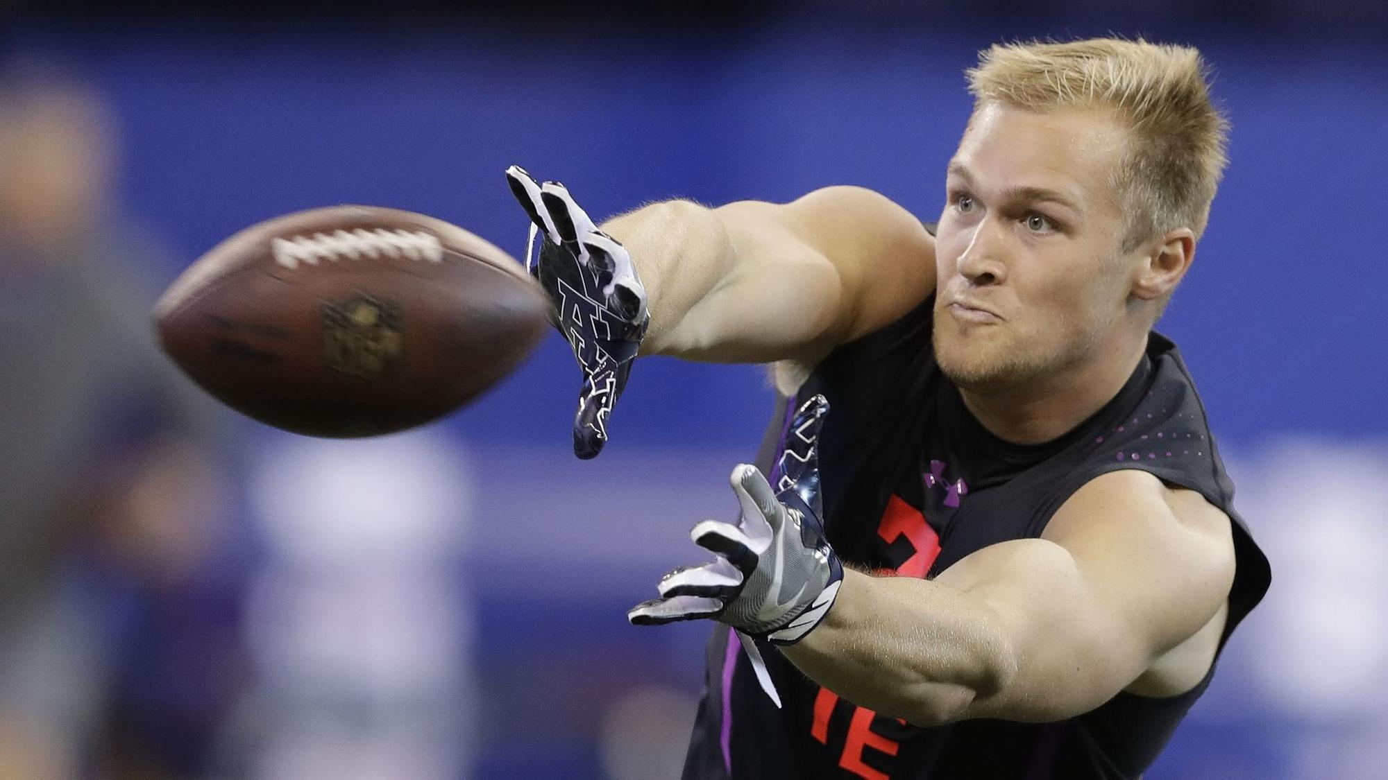 Penn State S Mike Gesicki Owned The Nfl Combine Now To