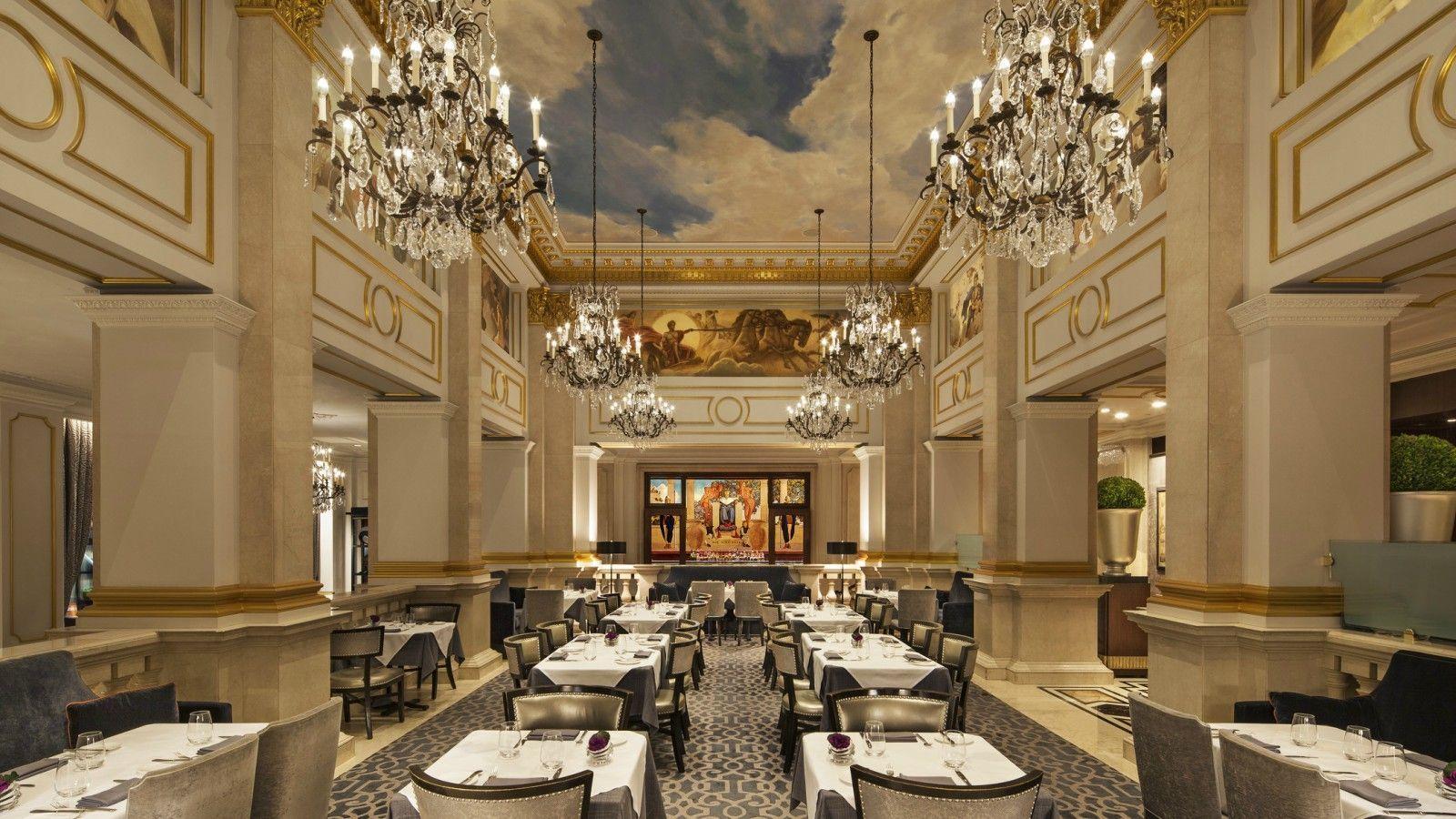 Astor Court Restaurant St Regis