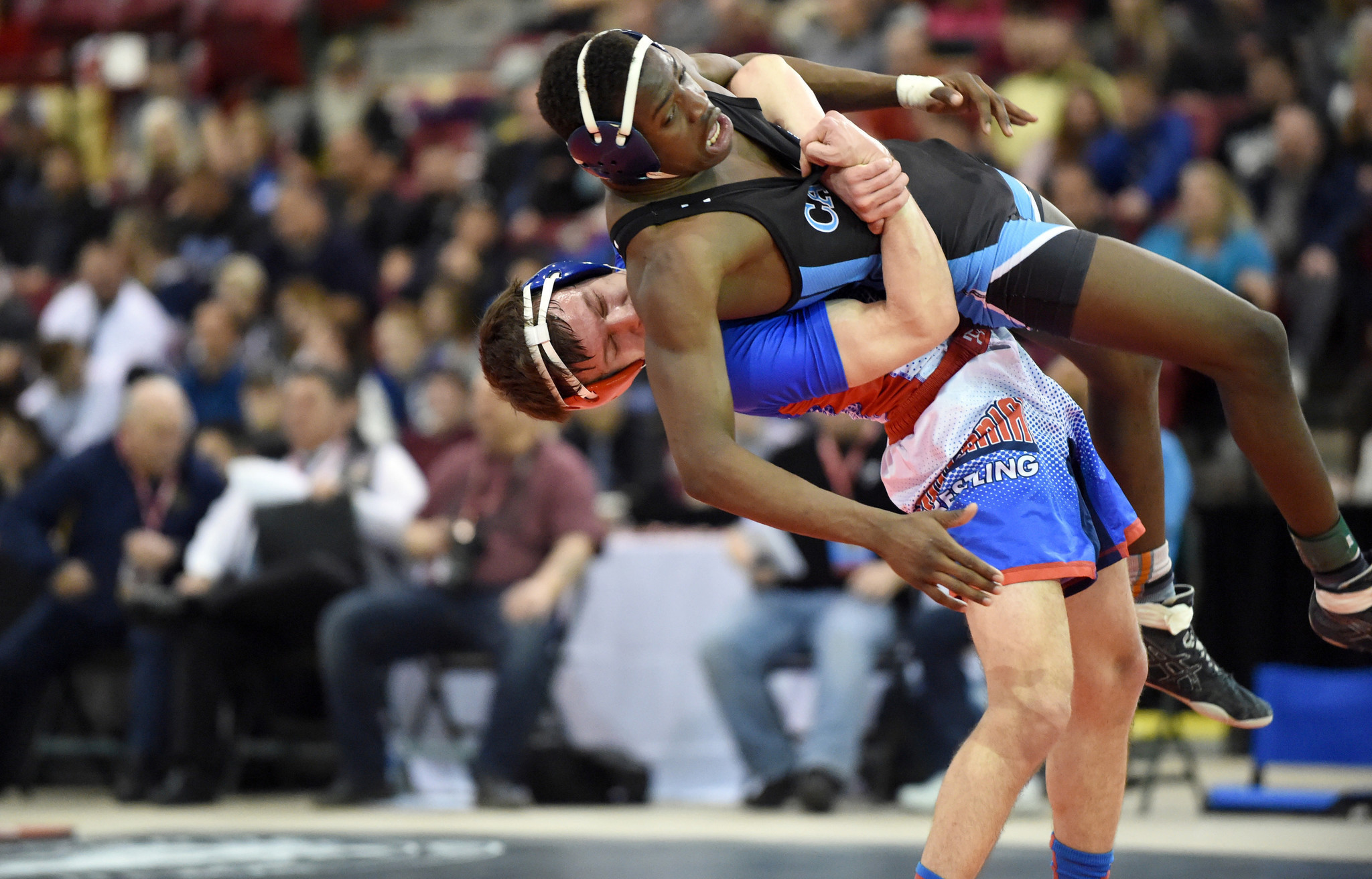 2018 maryland state wrestling championship finals the aegis