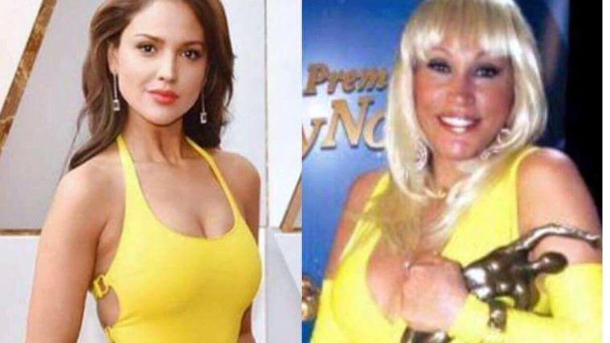 Eiza González Fue La Reina De Los Memes Del Oscar Hoy Chicago
