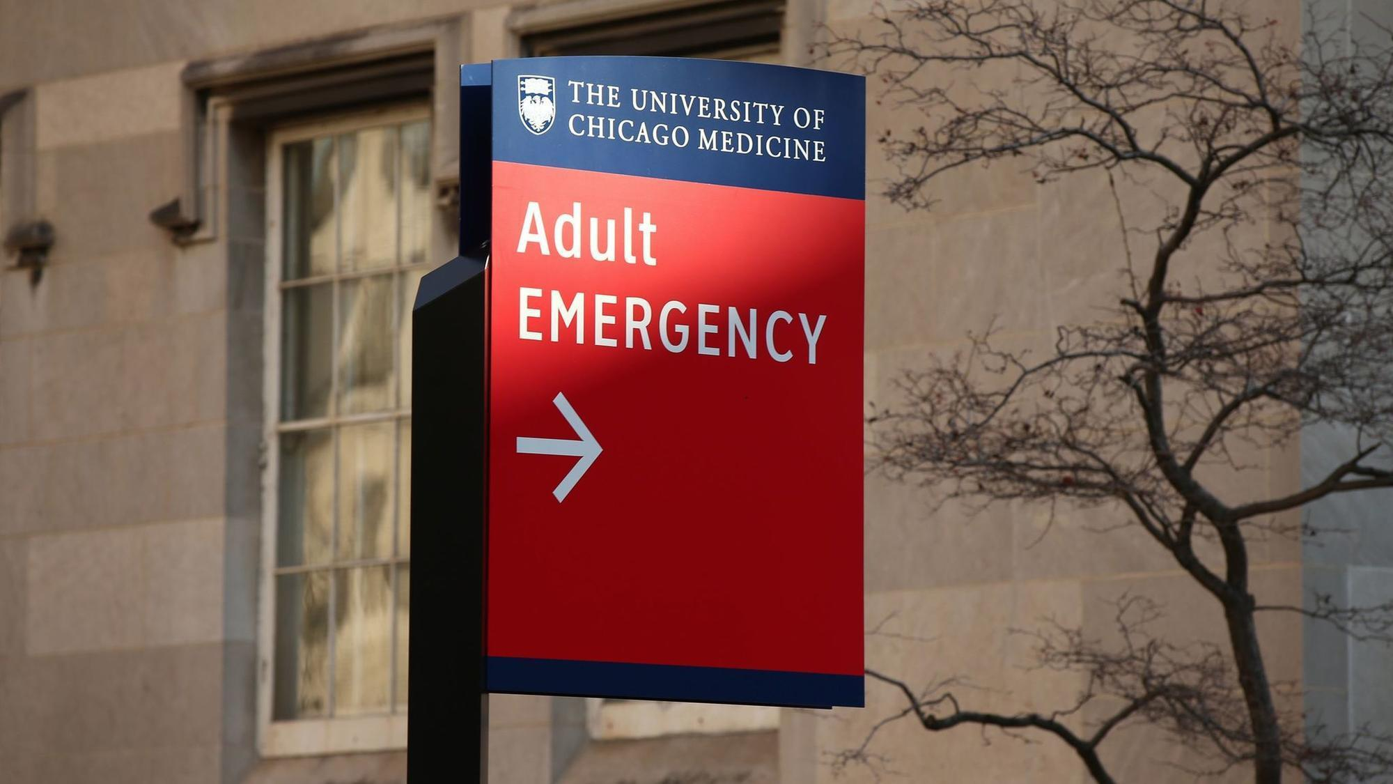 Illinois Emergency Rooms See 66 Percent Spike In Opioid