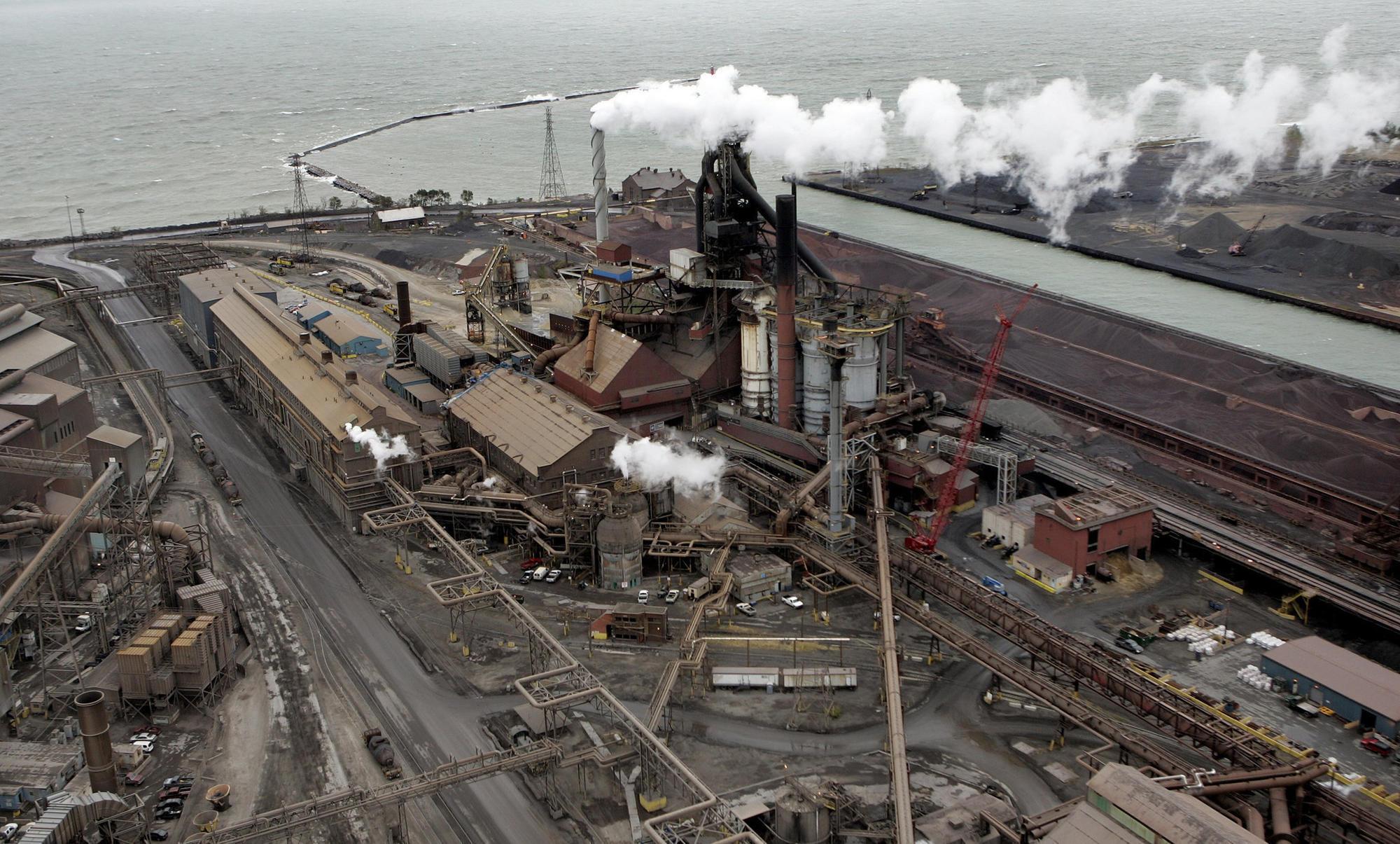 U S Steel To Restart Illinois Plant After Tariff