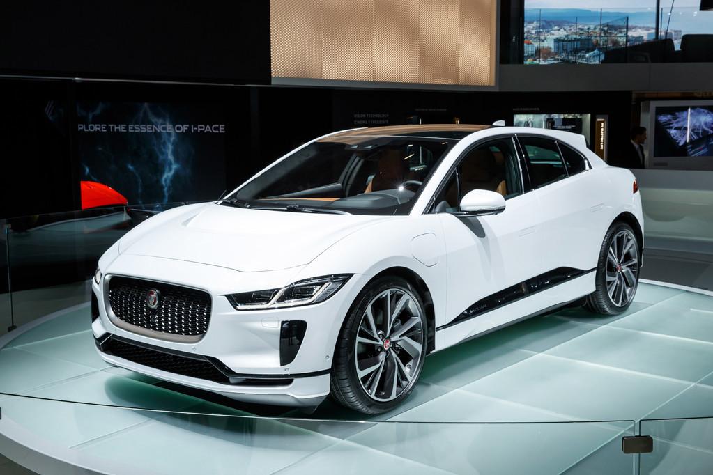 2019 Jaguar I Pace Chicago Tribune