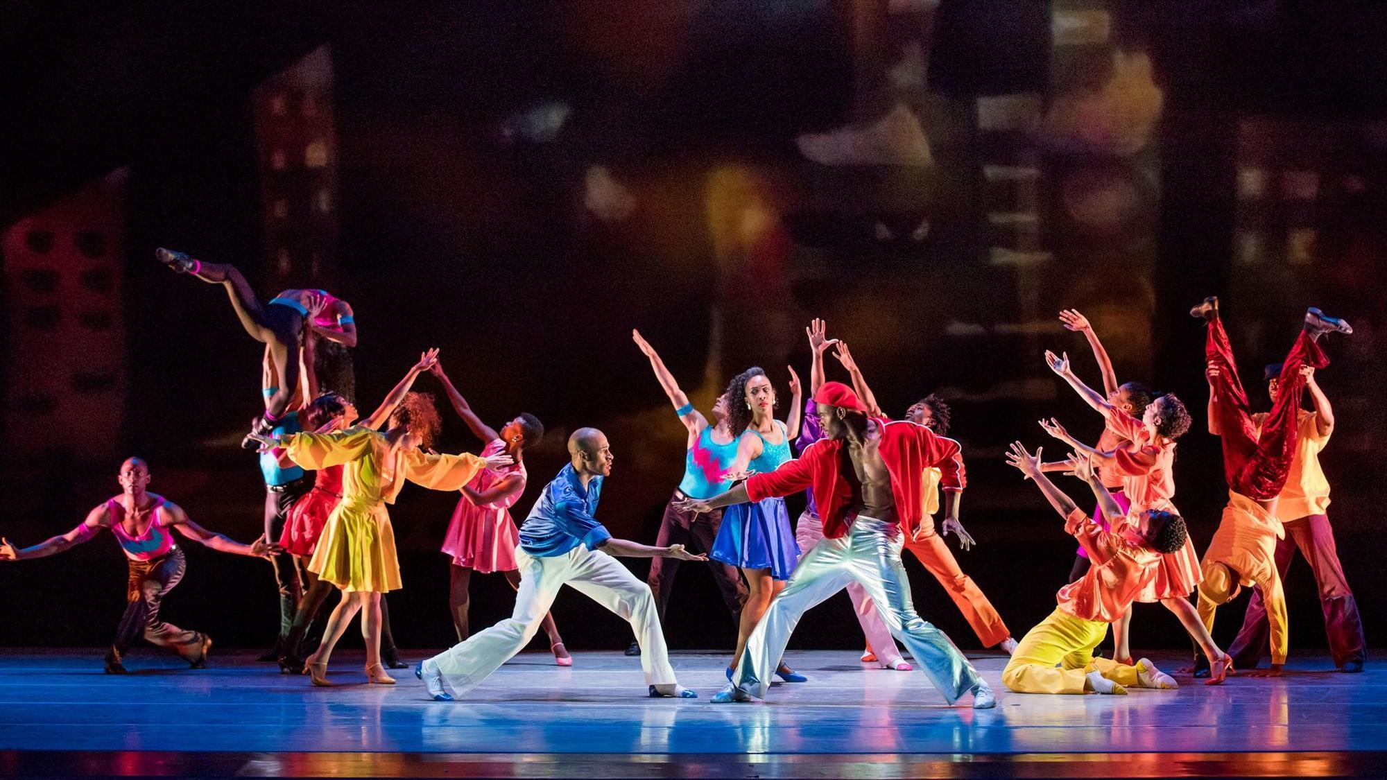 Chicago/Tour Dance Review: ALVIN AILEY AMERICAN DANCE