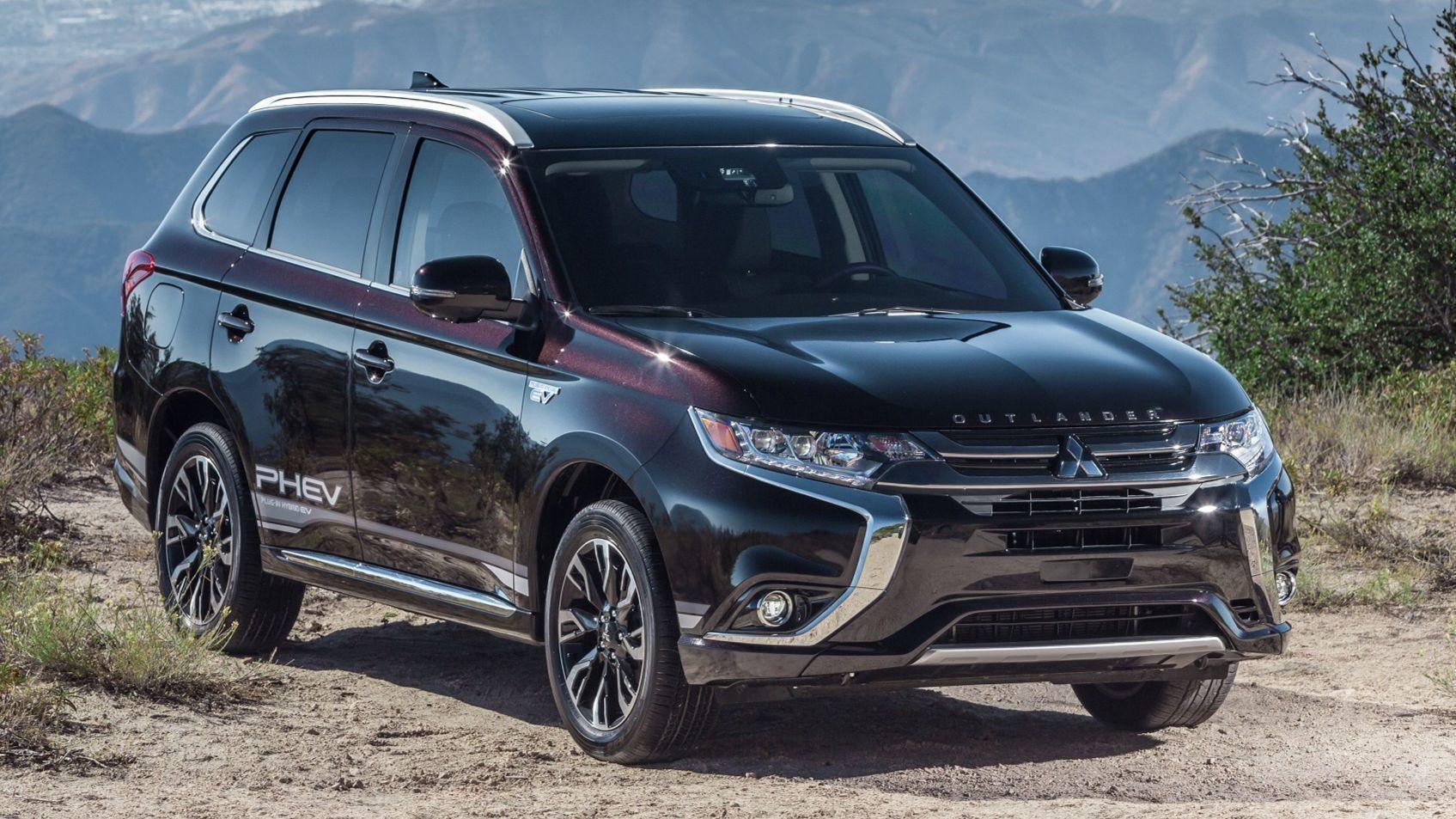 2018 Mitsubishi Outlander Phev A Proactive Power Source