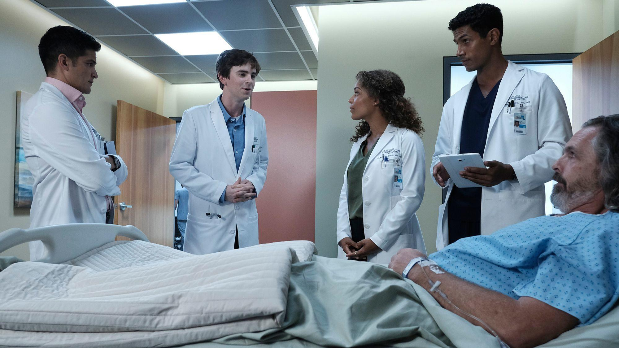 Daniel Dae Kim's 'The Good Doctor' is renewed by ABC for