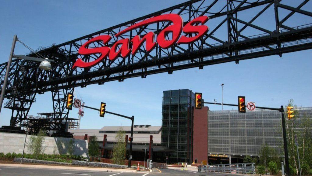 Sands Casino Employment